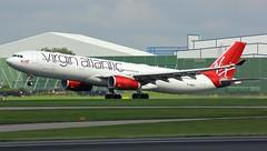 G-VNYC (AnDyMHoLdEn) Tags: virgin virginatlantic a330 egcc airport manchester manchesterairport 23r