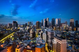 Memory - Tokyo, Japan