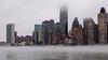 Midtown thru Fog rolling up the East River, NYC-6960 (vern Ri) Tags: un secretariat trumptower fog mist winter