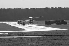 Lynx Farewell Flight (Dan Kemsley) Tags: aac army air corps westland lynx9a refuel rafshawbury dan kemsley tacticalsupplywing