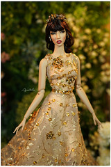 JANET - OOAK DEMUSE DOLL by Aquatalis (AlexNg & QuanaP) Tags: janet ooak demuse doll by aquatalis original stella makeover quanap outfit alexng available etsy wwwetsycomshopaquatalis