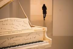 Palabras musicales (bekumarnié) Tags: legacy piano música exposición