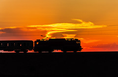 Koperbahn (10)   342.022 SŽ   RG 1604   Prešnica (SLO) (lofofor) Tags: electric moped sunset slo slovenia slovinsko sž 342 022 rg 1604 koperbahn koper prešnica črnotiče západslnka balkan