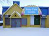 Baby Care Centre (geowelch) Tags: toronto urbanfragments urbanlandscape newtopographics olympusomdem5 panasoniclumixgvario1445mm