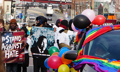 2018.01.15 Martin Luther King, Jr. Holiday Parade, Anacostia, Washington, DC USA 2357