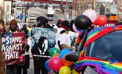 2018.01.15 Martin Luther King, Jr. Holiday Parade, Anacostia, Washington, DC USA 2357