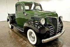 Plymouth Half Tone Pickup 1938 (edutango) Tags: ame pli old 5
