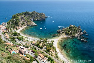 la Isola Bella, Taormina, Sicily