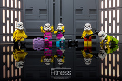 Fitness (Ballou34) Tags: 2018 7dmark2 7dmarkii 7d2 7dii afol ballou34 canon canon7dmarkii canon7dii eos eos7dmarkii eos7d2 eos7dii flickr lego legographer legography minifigures photography stuckinplastic toy toyphotography toys 7d mark 2 ii eos7d stuck plastic in sipgoes52 starwars star wars sw stormtrooper stormtroopers fitness
