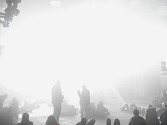 Germany - Berlin - CTM Skalar (st3000) Tags: europe oldeurope berlin germany ctm skalar tresor art installation light lights glow bladerunner dark handheld show music festival electronic lumix gm5 vario vario1232