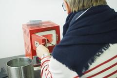 Enamelling with Alys Power (sophieericaclark) Tags: enamelling enamel school nottingham workshop bench peg workbench jeweller enameling tools handmade notts nottm nottinghamshire diy do it yourself jewellery rings