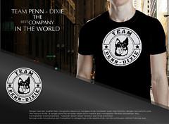 tackle force (simon_muran) Tags: dog design logo graphics business tshirt sticker vintage brand stationary