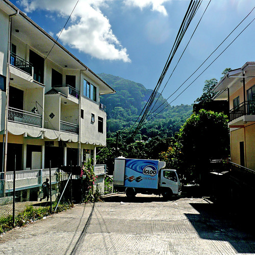 Igloo - Seychelles