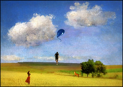 Deceptive attraction (bdira3) Tags: surreal deceptive illusion painterly