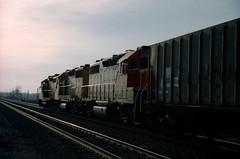 4551 (richiekennedy56) Tags: santafe bnsf gp20 gp35 gp392 atsf3066 atsf2946 bnsf2799 franklincountyks kansas leloup ohioterracecrossing ottawa railphotos unitedstates usa