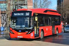 LJ67 DKA (SEe60) Go-Ahead London Central (hotspur_star) Tags: londontransport londonbus londonbuses londonbuses2018 alexanderdennisltd byd tfl transportforlondon busscene2018 electricbus singledeck goaheadlondoncentral lj67dka see60 360