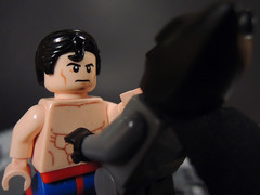 Do You Bleed? (-Metarix-) Tags: lego super hero justice league movie dceu cinematic universe batman superman alive resurected dawn man steel comic book books comics