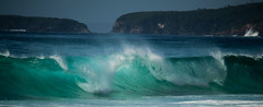 Eden (Callum Rynehart Photography) Tags: photography photoshop canon canonaustralia canon80d canonaustralianphotography camera clouds colour clear cloudscape wildlife water waves wave surf beach sand blue