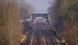 Early Morning at Gargrave Station
