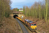 Works train (delticfan) Tags: 66134 brotherton brothertontunnel ews dbcargo class 662