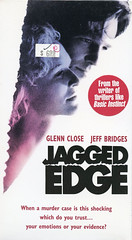 Jagged-Edge (Count_Strad) Tags: movie cover art coverart drama action horror comedy mystery scifi vhs dvd bluray