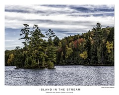 Island in the Stream (AaronP65 - Thnx for over 11 million views) Tags: catherinelake ontario canada fall