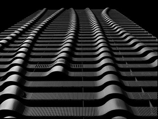 architectural waves