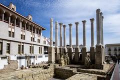 Córdoba, Templo Romano (ipomar47) Tags: templotomano templo romano roman cordoba andalucia españa spain pentax k3ii