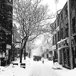Montreal Chinatown in Winter thumbnail