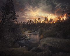 Clear Creek 2-Img Pano (vertical) (wesome) Tags: adamattoun redding clearcreek