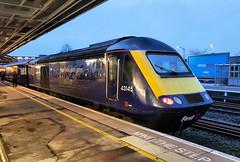 43145 (R~P~M) Tags: train railway diesel locomotive 43 125 hst england uk unitedkingdom greatbritain oxfordshire oxford oxon gwr greatwesternrailway