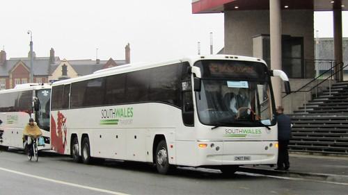 South Wales Transport CN07BAU