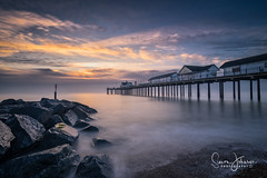 Southwold Serenity (simonjohnsonphotography.uk) Tags: seascapephotography d850 landscape east pier suffolk landscapephotography tide sea sunrise longexposure southwoldpier photography nikon simonjohnsonphotography seascape northsea southwold nikonuk leefilters