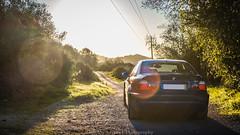 BMW M3 (goncaloadriao997) Tags: bmw m3 e46 topaz blue motorsport automotive photgraphy sunset