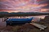 Explosion of clouds (Jokermanssx) Tags: stagnodisantagilla cagliari sardegna tramonto sunset boat longexposure