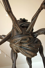 Detail of a Giant Spider (JB by the Sea) Tags: sanfrancisco california october2017 financialdistrict sanfranciscomuseumofmodernart sfmoma statue sculpture louisebourgeois