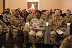 20180111-A-YK011-037 (704thpublicaffairs) Tags: 704thmi 704thmilitary intelligence brigade 704th electron recon staff sgt cashmere jefferson mlk fort george g meade martin luther king jr day col gadson double amputee gregory d