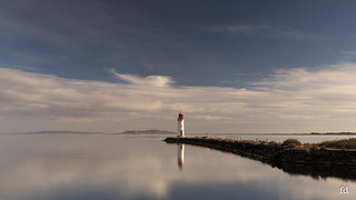 Le phare de l'étang
