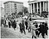 Thousands march in response to Selma violence: 1965 (washington_area_spark) Tags: white house lafayette park demonstration protest picket rally sit civil disobedience selma edmond pettus bridge beatings alabama all souls church washington dc rights voting 1965 act african american black