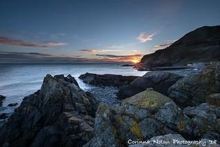 Sunrise At Cove...
