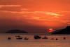 Sunrise in Rio (mariohowat) Tags: riodejaneiro sunrise alvorada amanhecer nascerdosol praiasdoriodejaneiro praiavermelha brasil brazil canon6d urca