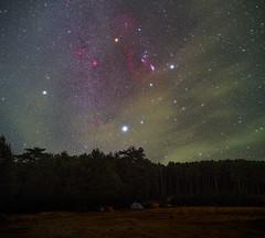 Orion at mountain Parnonas (Manos Tzavaras) Tags: astrophotography astroscape astronomy staradventurer stargazing stars