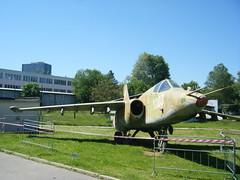 aircraft at Brno Technical Museum (johnzebedee) Tags: aircraft museum technicalmuseum brno czechrepublic johnzebedee