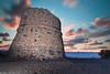 D I A N A (Dominique Richeux Photography) Tags: sunset sunrise corsica corse aleria diana tour sky clouds nuages ocean sea seascape architecture architectural tower strobism