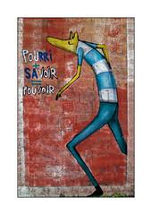 Le Pouvoir (Jean-Louis DUMAS) Tags: streetart street rue art artdelarue artist artistic artistique artiste peinture peinturemurale peintre pouvoir