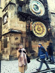 (Bojana Neskovic) Tags: travel europe czechrepublic prague oldtownsquare astronomical clock