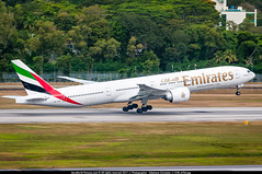 [SIN.2015] #EK #UAE #EMIRATES #B773 #AWP (CHR / AeroWorldpictures Team) Tags: emirates boeing 77731h er msn 41366 1225 eng ge ge90115b reg a6ent history aircraft first flight built site everett kpae delivered ek uae config cabin f8c42y310 b777 b773 b777300 777 takeoff planespotting plane aircrafts airplane aeroworldpictures singapore changi sin wsss asia nikon d300s nikkor 70300vr lightroom