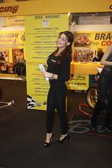motor bike expo promoter (themax2) Tags: verona tights shiny promoter motor leggings hostess high heels girl expo edecan comment brunette bike 2018 highheels bikeexpo