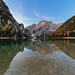 Lago di Braies, Pragser Wildsee, Dolomites (It)