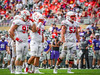 SJU Football at Univsersity of St. Thomas | 9-23-2017 (echoimages) Tags: d3 divisioniii football johnnies miac ncaa rivalry sju saintjohns saintjohnsuniversity tommies ust universityofstthomas